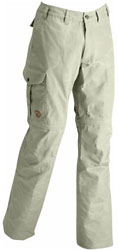 Fjällräven Karl Zip Off Trousers - Weiss