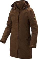 Fjällräven Women's Una Jacket - Dunkelbraun