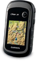 Garmin eTrex 30 - Dunkelgrau