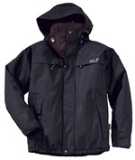 Jack Wolfskin North Country Jacket - Dunkelgrau - Bild 2