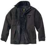 Jack Wolfskin North Country Jacket - Dunkelgrau