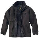 Jack Wolfskin North Country Jacket - Dunkelgrau