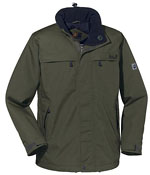 Jack Wolfskin North Country Jacket - Olive