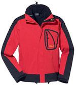 Jack Wolfskin Spectrum Jacket - Rot
