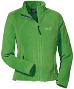Jack Wolfskin Women's Moonrise Jacket - Grün