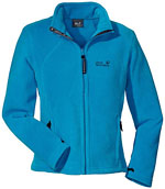 Jack Wolfskin Women's Moonrise Jacket - Hellblau