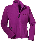 Jack Wolfskin Women's Moonrise Jacket - Lila
