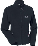 Jack Wolfskin Women's Moonrise Jacket - Schwarz