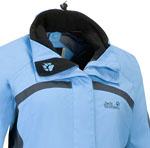 Jack Wolfskin Women's Topaz Jacket - Hellblau - Bild 2