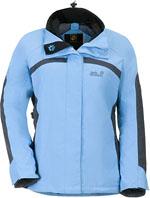 Jack Wolfskin Women's Topaz Jacket - Hellblau