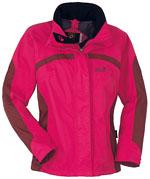 Jack Wolfskin Women's Topaz Jacket - Pink