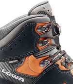 Lowa Camino GTX - Orange / Grau - Bild 2