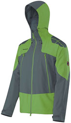 Mammut Albaron Jacket - Grau / Grün