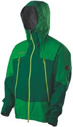 Mammut Albaron Jacket - Hellgrün / Grün