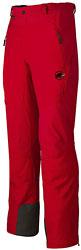 Mammut Alto Pants - Rot