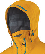 Mammut Alyeska Jacket - Gelb - Bild 2
