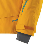 Mammut Alyeska Jacket - Gelb - Bild 3