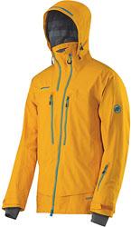 Mammut Alyeska Jacket - Gelb