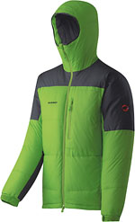 Mammut Ambler Hooded Jacket - Grün