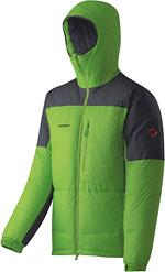 Mammut Ambler Hooded Jacket - Grün