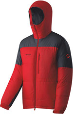 Mammut Ambler Hooded Jacket - Rot