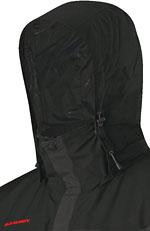 Mammut Ayako 4-S Jacket - Dunkelgrau - Bild 2