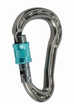Mammut Bionic Mytholito Screw Gate - Metall