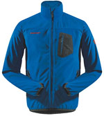 Mammut Brisk Jacket - Blau