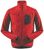 Mammut Brisk Jacket - Rot
