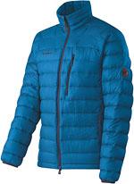 Mammut Broad Peak II Jacket - Blau