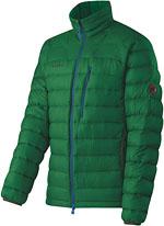 Mammut Broad Peak II Jacket - Dunkelgrün