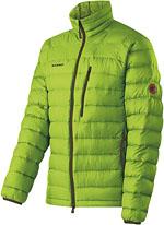 Mammut Broad Peak II Jacket - Hellgrün