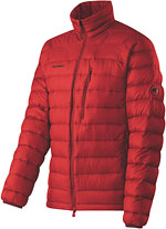 Mammut Broad Peak II Jacket - Rot