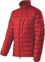 Mammut Broad Peak II Jacket - Rot