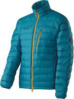 Mammut Broad Peak II Jacket - Türkis