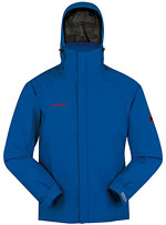 Mammut Convey Jacket - Blau