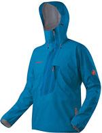Mammut Eiger Extreme Felsturm Half-Zip Jacket - Hellblau