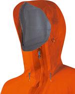 Mammut Eiger Extreme Felsturm Half-Zip Jacket - Orange - Bild 2