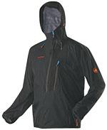 Mammut Eiger Extreme Felsturm Half-Zip Jacket - Schwarz