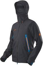 Mammut Eiger Extreme Gipfelgrat Jacket - Schwarz