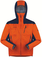 Mammut Extreme Cho Oyu Jacket - Orange / Blau