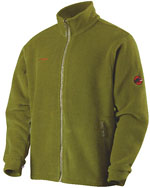 Mammut Innominata Jacket - Gelbgrün
