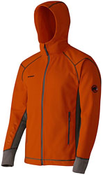 Mammut Kain Jacket - Orange