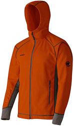 Mammut Kain Jacket - Orange
