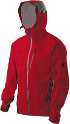 Mammut Kento Jacket - Rot / Grau