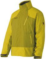 Mammut Kinabalu 4-S Jacket - Gelb