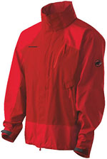 Mammut Kinabalu 4-S Jacket - Rot