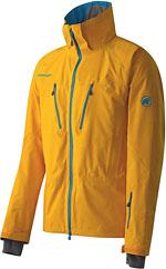 Mammut Stoney Jacket - Gelb
