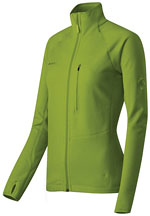 Mammut Women's Aconcagua Jacket - Hellgrün