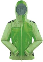 Mammut Women's Adamello Jacket - Hellgrün / Grün